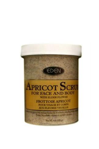 Eden Apricot Face & Body  Scrub
