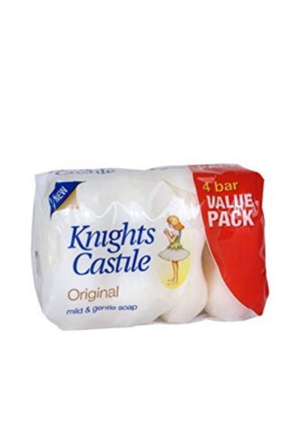 Knights Castile Soap 4 x 90g Pack