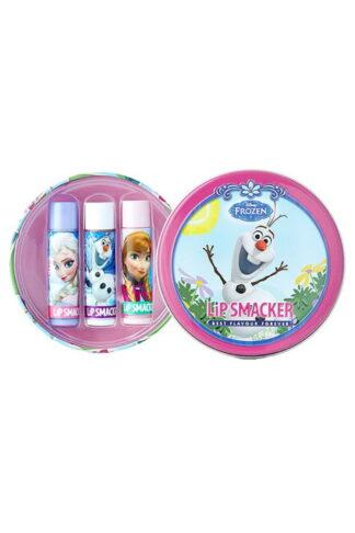 Lip Smacker Disney Frozen Olaf in Summer Round Tin - 3 Pieces
