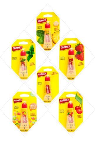 Carmex Moisturising Lip Balm Tube 10g (various)