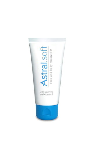 Astral Soft Face & Body Moisturiser Tube 100ml